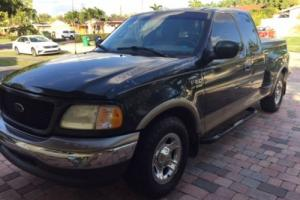 2001 Ford F-150 ext. cab