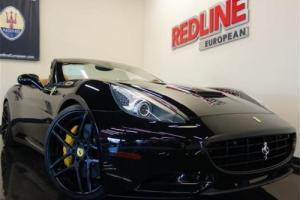 2012 Ferrari California $60K NOVITECH UPGRADES