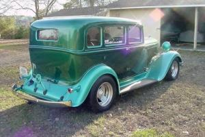 1933 Plymouth 4 DOOR SEDAN