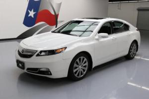 2014 Acura TL SPECIAL EDITION HTD LEATHER SUNROOF