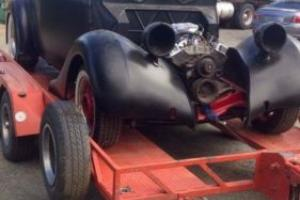 1935 Ford Roadster     Unfinished Project