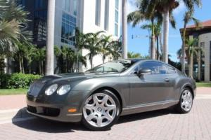 2005 Bentley Continental GT Mulliner Spec