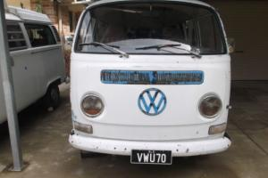 VW Kombi Lowlight 1970 ( LIMITED RUST FACTOR )!