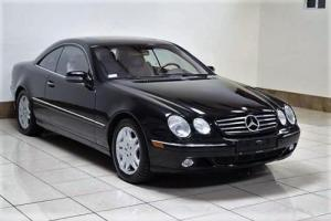 2000 Mercedes-Benz CL-Class LEATHER