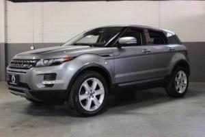 2013 Land Rover Evoque Pure Premium