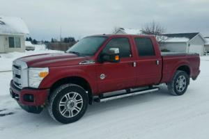 2015 Ford F-250 Lariat Photo