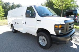"2016 Ford Econoline Commercial Cutaway 138"" WB KUV Trailer Tow 10k GVWR RWD"