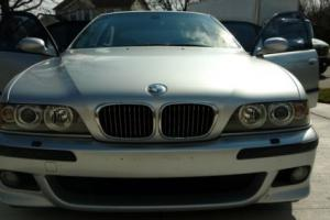 2002 BMW 5-Series 6-speed
