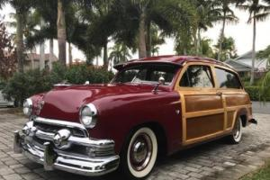 1951 Ford Custom Deluxe Country Squire