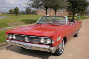 1966 Mercury Park lane