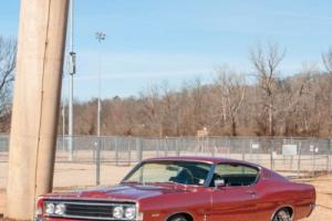 1969 Ford Torino Torino 428 Cobra Jet for Sale