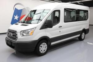 2016 Ford Transit XLT LWB MEDIUM ROOF 15-PASS
