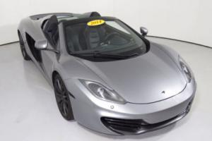 2014 McLaren MP4-12C 2dr Convertible Spider
