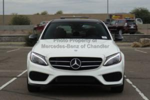 2017 Mercedes-Benz C-Class C 300 Sedan with Sport Pkg Photo
