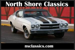 1970 Chevrolet Chevelle -SS454-REAL SUPER SPORT-FACTORY OWNERS MANUAL-SEE