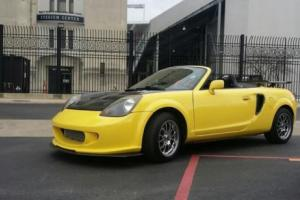 2001 Toyota MR2 for Sale