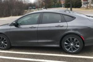 2015 Chrysler 200 Series
