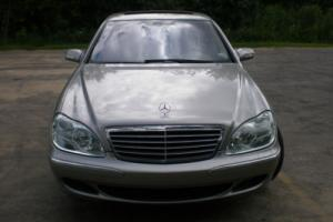 2006 Mercedes-Benz S-Class Photo