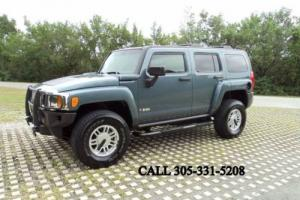 2006 Hummer H3 Base 4dr SUV 4WD Leather Sunroof Carfax certified