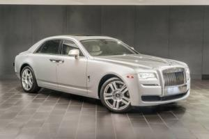 2015 Rolls-Royce Ghost 4dr Sedan