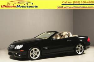 "2005 Mercedes-Benz SL-Class 2005 SL500 LEATHER HEATSEAT PWR SEATS 18""ALLOYS"