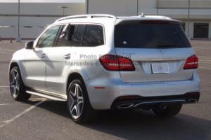 2017 Mercedes-Benz GLS GLS 550 4MATIC SUV
