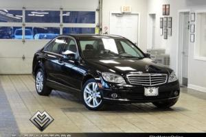 2010 Mercedes-Benz C-Class C300 Luxury