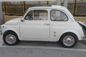 1972 Fiat 500 ABARTH 695 Photo