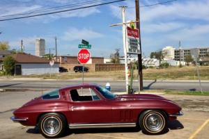 1965 Chevrolet Corvette Solid lifter motor coupe