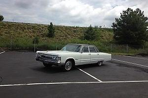 1967 Chrysler Imperial -- for Sale