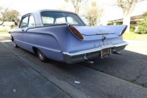 1960 Mercury Comet Comet Periwinkle Cruiser Photo