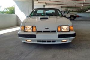 1986 Ford Mustang SVO 1 OF 561 9L CODE for Sale