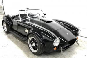 1965 Replica/Kit Makes Shelby Cobra Replica - Backdraft Racing 2009 Build