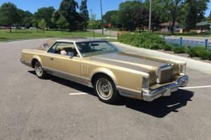1978 Lincoln Mark Series Mark V