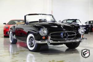 1957 Mercedes-Benz 190-Series --