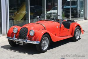 Morgan: Plus Four Roadster