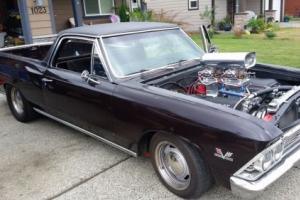 Chevrolet: El Camino Photo