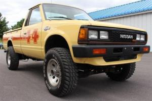 Nissan: Other Pickups 4x4 Photo