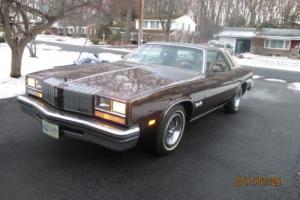 1977 Oldsmobile Cutlass Salon for Sale