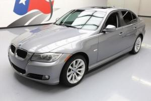 2011 BMW 3-Series 328I SEDAN AUTO BLUETOOTH SUNROOF ALLOYS