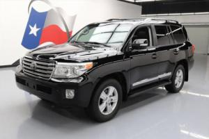 2014 Toyota Land Cruiser AWD SUNROOF NAV DVD 8-PASS