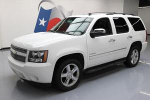 2013 Chevrolet Tahoe LTZ 7-PASS SUNROOF NAV DVD 20'S
