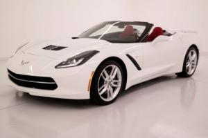 2016 Chevrolet Corvette Z51 CONVERTIBLE Photo