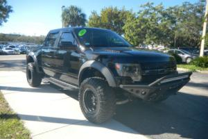 2013 Ford F-150 CUSTOM SVT RAPTOR
