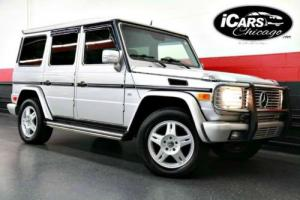 2005 Mercedes-Benz G-Class 4dr Suv Photo