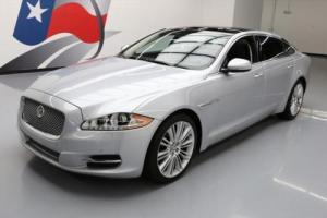 2011 Jaguar XJ L PANO SUNROOF NAV REAR CAM 20'S