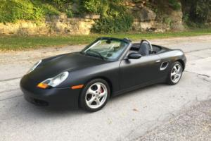 1998 Porsche Boxster Base 2dr Convertible Photo