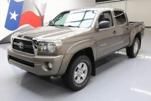 2011 Toyota Tacoma PRERUNNER DBL CAB TRD OFF ROAD