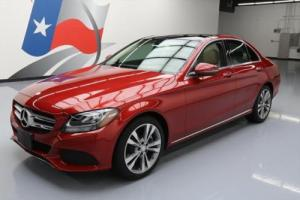 2017 Mercedes-Benz C-Class C300 PANO ROOF NAV REAR CAN
