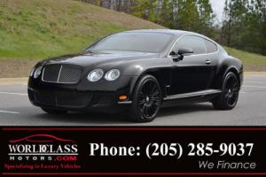 2008 Bentley Continental GT 2dr Coupe Speed